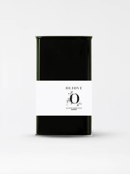LOGO_Oliove organic extra virgin olive oil in 3LT can