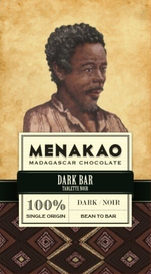 LOGO_MENAKAO Dark 100% Cocoa Nibs Bar