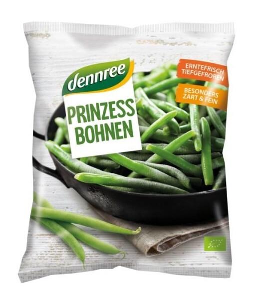 LOGO_Organic Princess Beans, deep-frozen