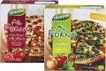 "LOGO_""Organic Mini Pizzas Spinach & Organic Mini Pizzas Salami"""