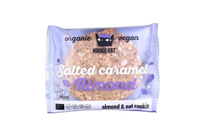 LOGO_Keks mit Mandeln und Hafer Salted Caramel Almond