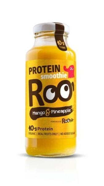 LOGO_ROO Protein Smoothie Mango und Ananas