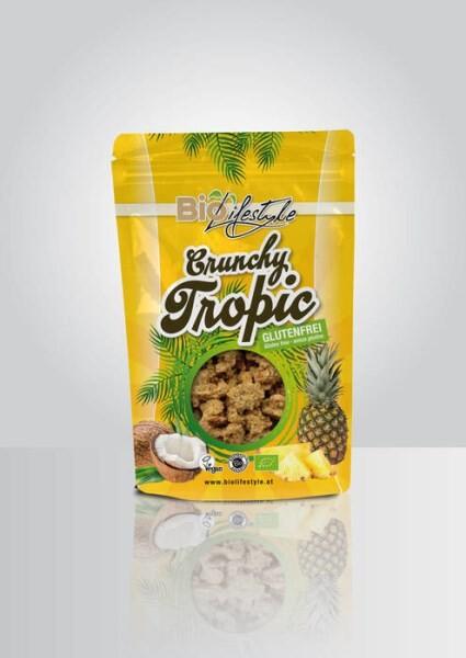 LOGO_BioLifestyle Crunchy Tropic, glutenfrei