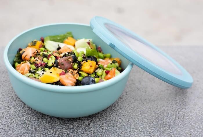 LOGO_blattfrisch Bowl - reusable  and returnable