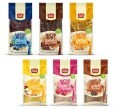 LOGO_blue crunchy ;chocolate crunchy ;golden crunchy ;golden porridge ;red porridge ;chocolate porridge