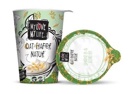 LOGO_MyLove-MyLife Oat Yogurt Alternative Plain
