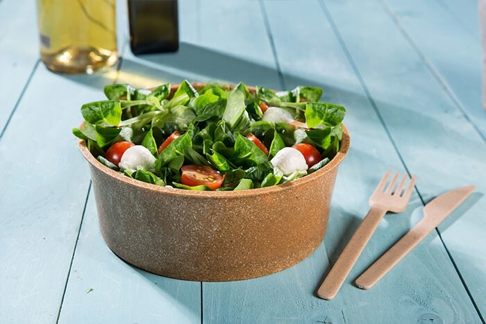 LOGO_HAPPY BOWL climate neutral reusable salad bowl