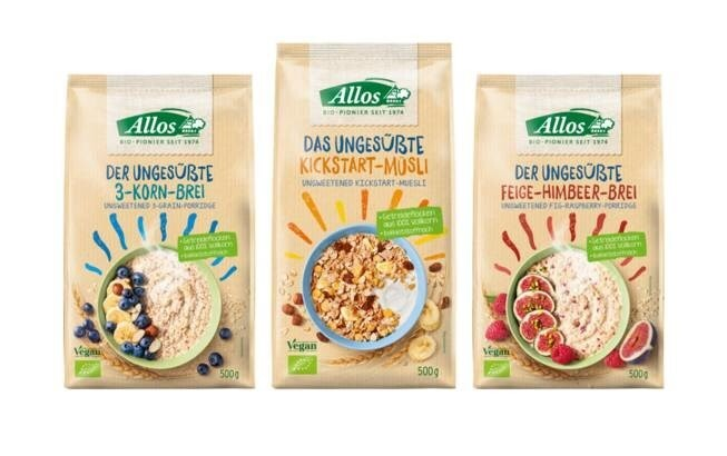 LOGO_The unsweetened Müesli & Porridge