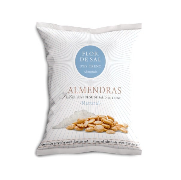LOGO_Flor de Sal D`Es Trenc Almonds, roasted Almonds with Flor de Sal