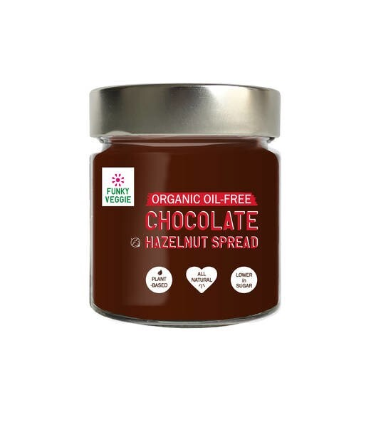 """LOGO_""""Ölfreier Bio-Schokoladen-Haselnuss-Aufstrich """""""