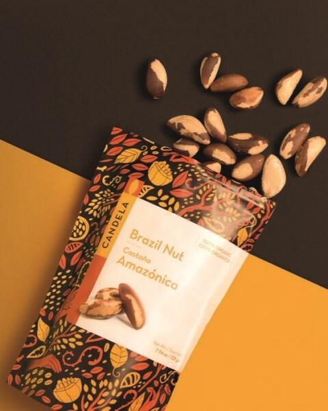 LOGO_AMAZON NUT (BRAZIL NUT) & Dried fruit