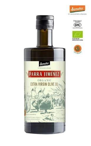 LOGO_Bio Olivenöl Nativ Extra Vergine Parra Jimenez