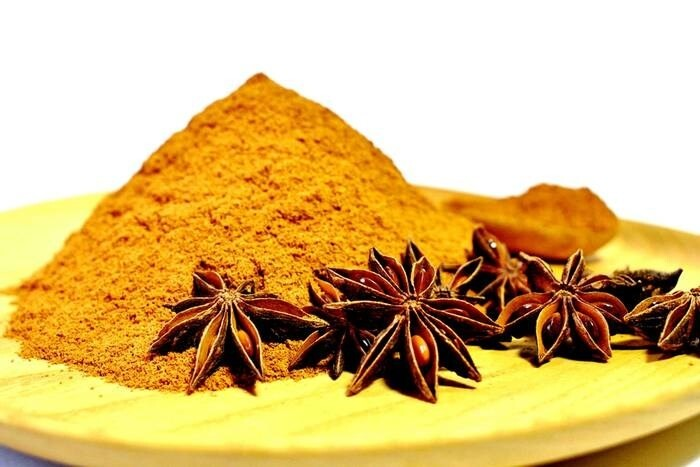 LOGO_Organic Star Anise Powder