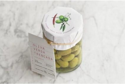 LOGO_BROKEN GREEN OLIVES (355g)