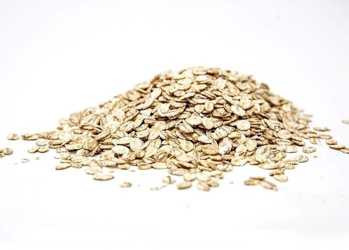 LOGO_Organic Barley flakes