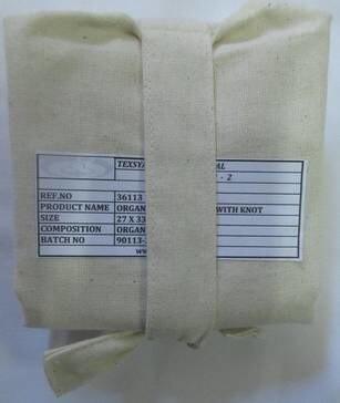 LOGO_ORGANIC COMPACT SHOPPING BAG