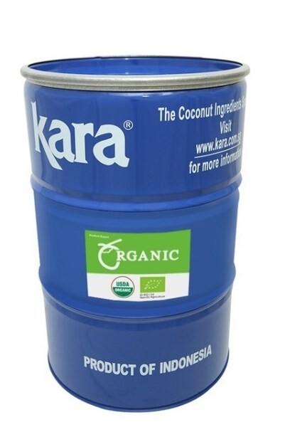 LOGO_Organic Coconut Cream 200 Kg