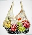 LOGO_cotton string bag in Fair trade,organic and Oekotex
