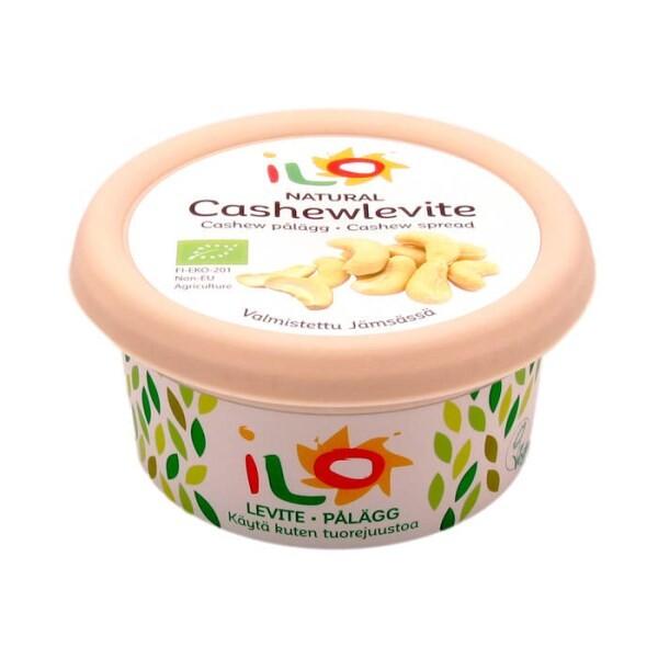 LOGO_Ilo Cashew spread Natural Organic