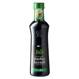 LOGO_Steirerkraft Styrian pumpkin seed oil PGI organic 100 ml for single households