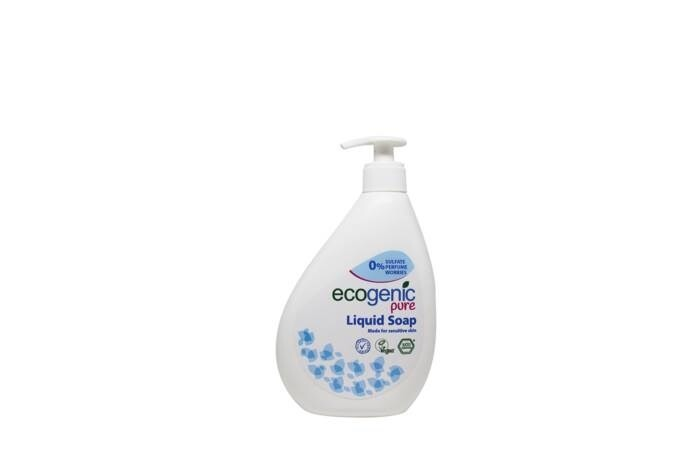 LOGO_Ecogenic Pure - Sulfatfreie Flüssigseife