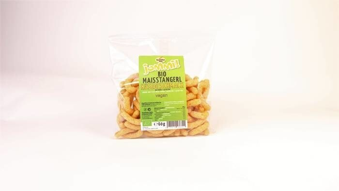LOGO_Jammi! Organic cheesesnack vegan!, Jammi! organic baby snacks