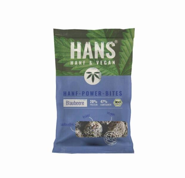 LOGO_HANS ® Hanf Bites
