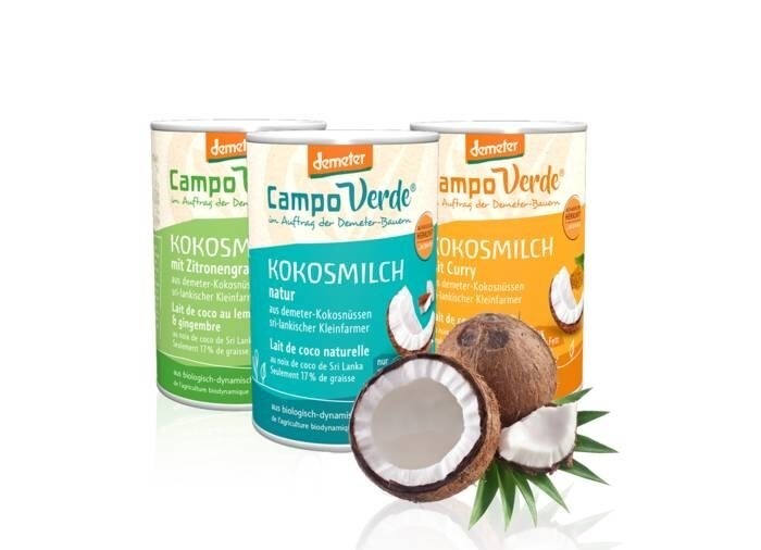LOGO_Campo Verde Demeter Kokosmilch