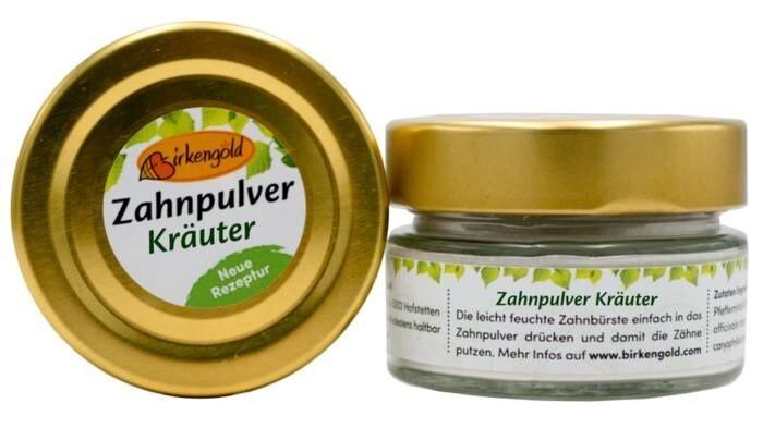 LOGO_Birkengold Zahnpulver Kräuter