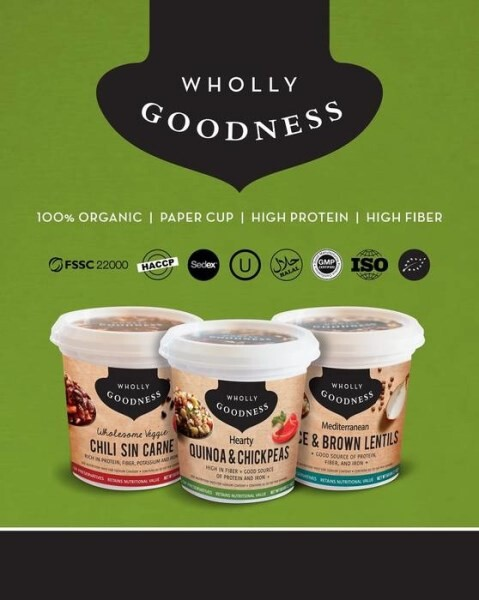 LOGO_Super Convenient & Super Healthy Dry Meals