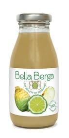 LOGO_Bella Berga Beauty of Bergamot, apple and bergamot juice