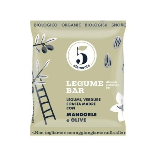 LOGO_LEGUME BAR : ALMONDS AND OLIVES