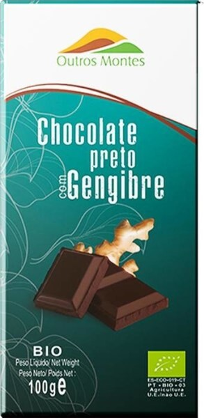LOGO_Black Chocolate with Ginger