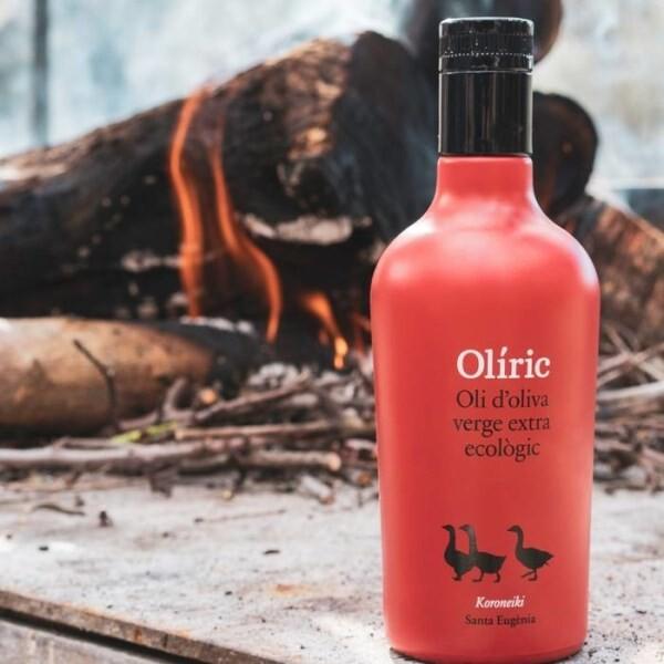 LOGO_Olíric - Natives Bio-Olivenöl extra