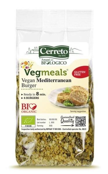 LOGO_Organic Vegan Mediterranean Burger