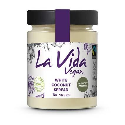 LOGO_La Vida Vegan Weisse Kokos (15% Kokosanteil)