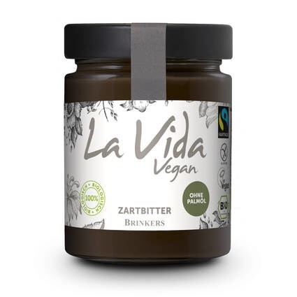LOGO_La Vida Vegan Zartbitter (30% Kakaoanteil)