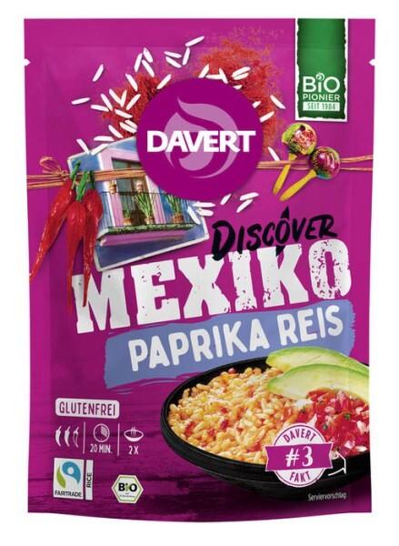 LOGO_DISCOVER - Mexiko Paprika Reis