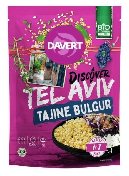 LOGO_DISCOVER Tel Aviv Tajine Bulgur