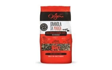 LOGO_GRANOLA DA MARIA - Goji Berries and  Coconut Chips