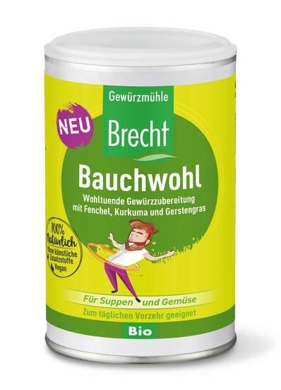 LOGO_Bauchwohl - Bio-Super Spices