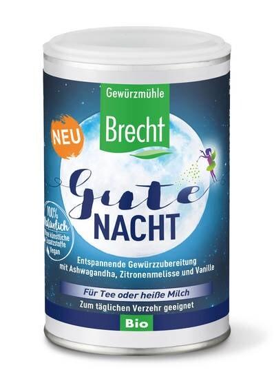 LOGO_Gute Nacht - Bio-Super Spices