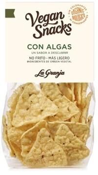 LOGO_Bio-Vegane Linsensnacks mit Algen