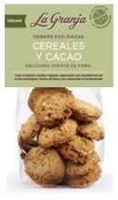 LOGO_Bio-Vegane Kekse mit Müsli und Kakao