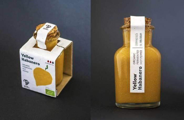 LOGO_Fermented Hot Sauces (Habaneros and Carolina Reaper)