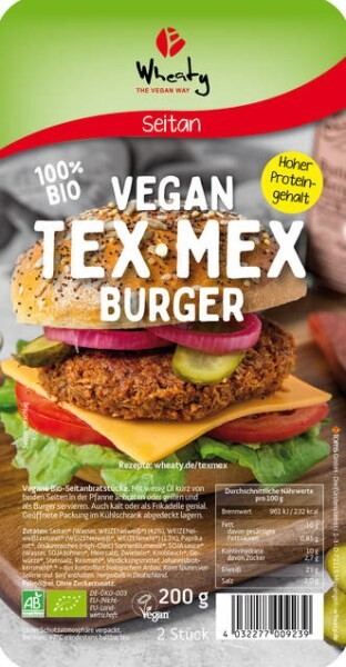 LOGO_Vegan Tex-Mex Burger