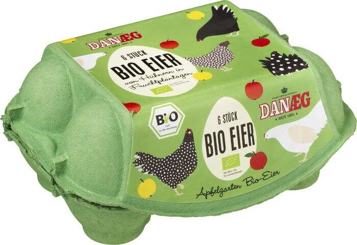 LOGO_6 ORGANIC EGGS FROM HENS IN ORCHARDS