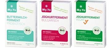 LOGO_My.Yo Organic Yoghurt starter cultures