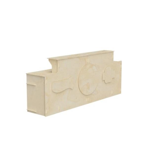 LOGO_Tische und Laden aus Sperrholz