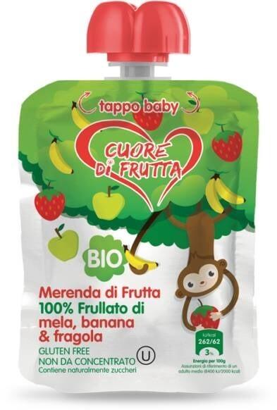 LOGO_Cuore di Frutta - Apple Banana & Strawberry